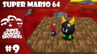 SGB Play: Super Mario 64 - Part 9 | #MondayMotivation