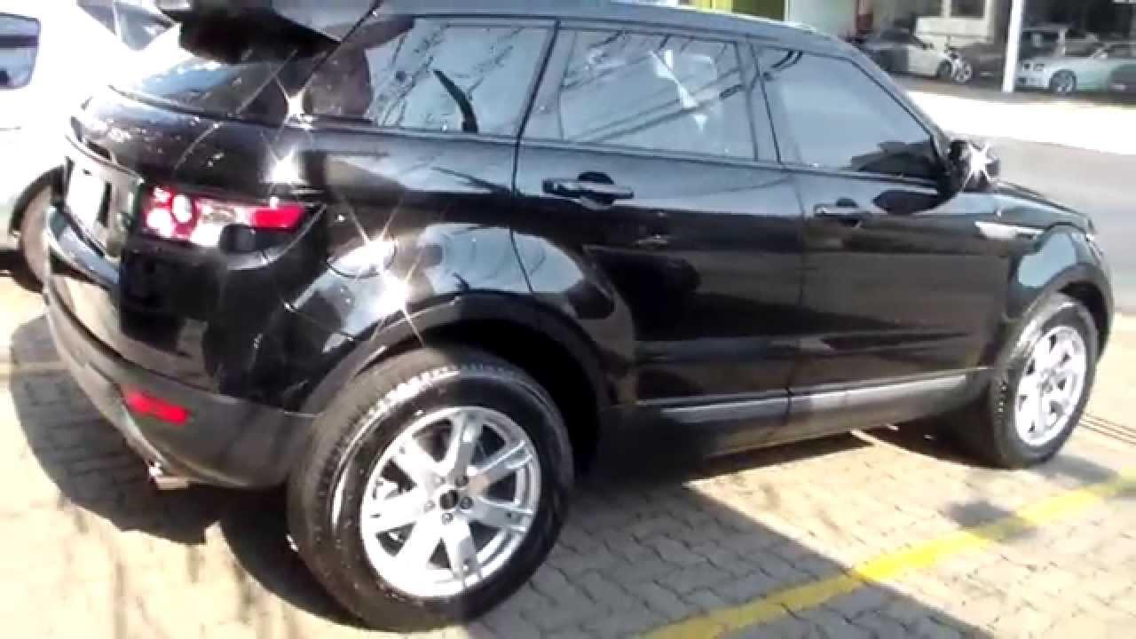 Land Rover Range Rover Evoque Pure 4WD 2.0 AT 240 HP 2012 - YouTube 2e1f2ce807