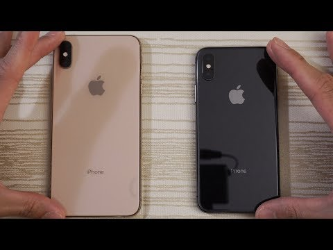 iPhone XS Max vs iPhone X iOS 12 - Speed Test! Worth the Upgrade? 🤔