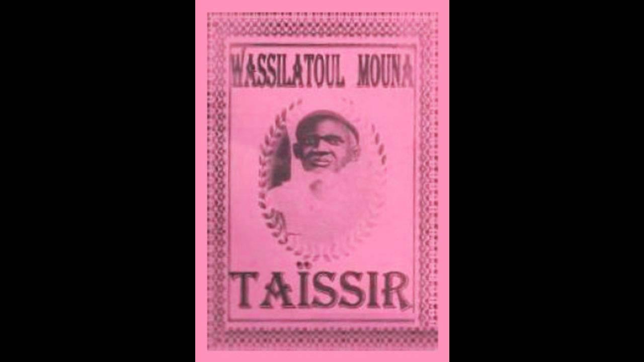Taysir Mor Samb Et La Dahira Tijanyya De Tunisie