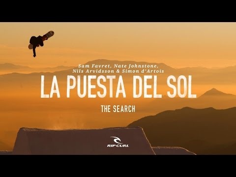 La Puesta Del Sol The Search