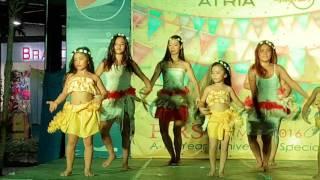 Pate Pate.Tahitian Dance