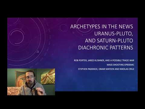 Archetypes in the News- March 4th, 2018