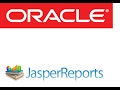 Run Jasper Report in Jasper Report Server with oracle datasource