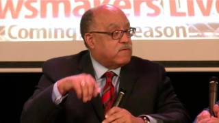 Newsmakers Live! with Vincent Fort, Atlanta Mayoral Candidate - February 6, 2017