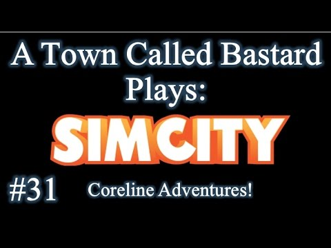 "SimCity Coreline Adventures - Episode 31 ""Build Up, Not Out"""