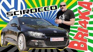 Volkswagen Scirocco 3GEN| Test and Review| Bri4ka.com