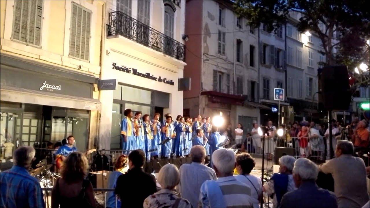 F te de la musique salon de provence youtube - Fete de la musique salon de provence ...