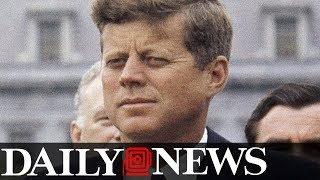 Trump says he will allow JFK documents to be made public thumbnail