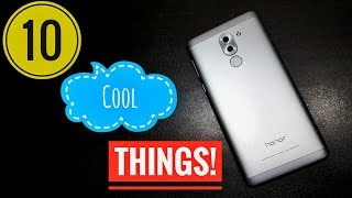 10 Cool things to do with Huawei Honor 6X!