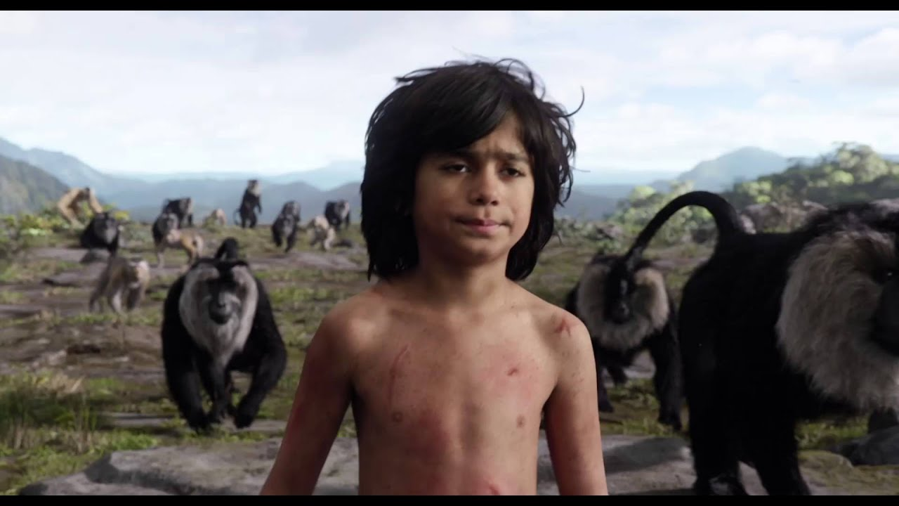 The Jungle Book - Trailer 2 - Official Disney | HD - YouTube