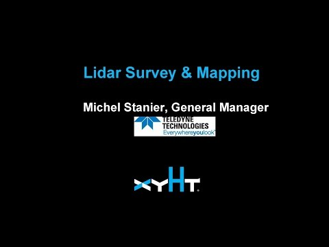 Lidar Survey & Mapping