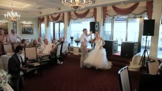 Свадебная сальса, Грязные танцы, Алена и Антон
