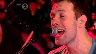 Coldplay - Up In Flames Live @ Radio 2