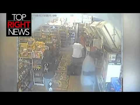 Michael Brown 'Strong-Arm' Robbery Video Before Shooting - Ferguson, Missouri