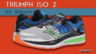 sAUCONY TRIUMPH ISO 2 REVIEW  Gearist
