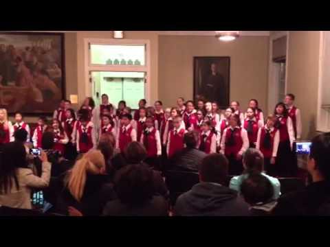 Chicago Childrens Choir  Albany Park