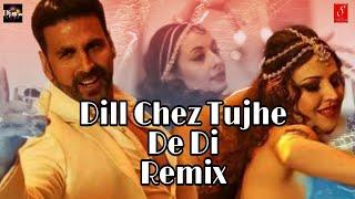 Dil Cheez Tujhe De Di Remix |  Airfit | Ankit Tiwari | Arjit Singh | Dj IS SNG | Bollywood Remix