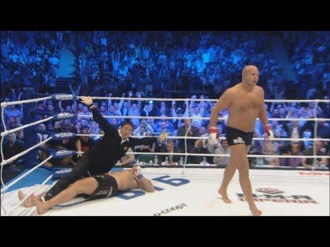 Федор Емельяненко vs. Педро Хиззо, Fedor vs. Rizzo