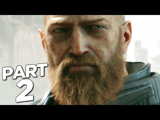 OUTRIDERS PS5 Walkthrough Gameplay Part 2 - GAUSS BOSS (FULL GAME)