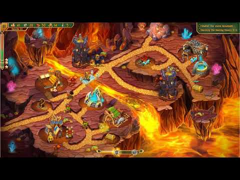 Viking Brothers 3 Collector's Edition Level 23  