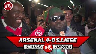 Arsenal 4-0 Standard Liege | Willock Should Be Starting Over Xhaka! (Kelechi)