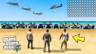 ¿Qué PASA si CONSIGUES 100 ESTRELLAS en GTA 5? Grand Theft Auto V - GTA V Mods