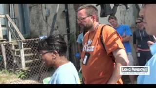 Long Windows: Sandtown Habitat for Humanity Baltimore, MD