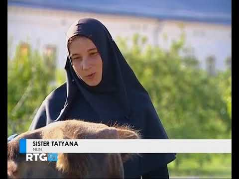 Свято Троицкий Ново Голутвин монастырь