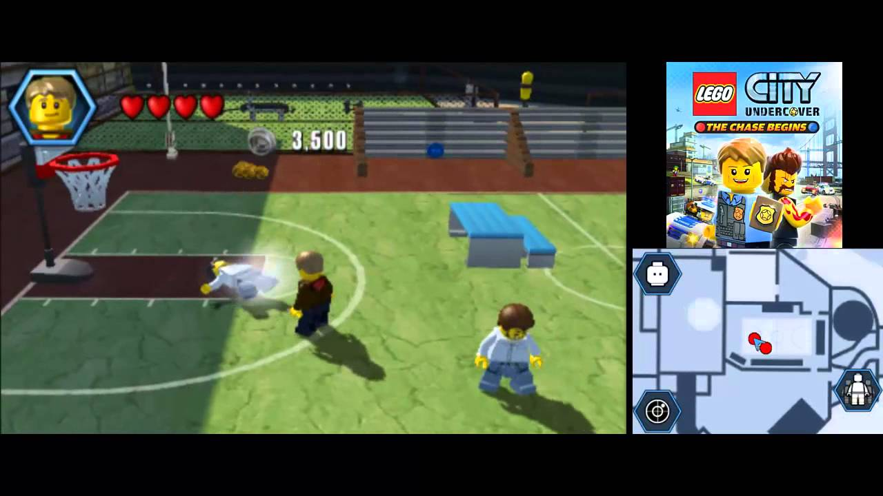 Walkthrough Part 3 Undercover At Albatross Island Lego City Undercover The Chase Begins For 3ds