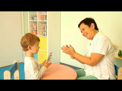 Занятие для детей 2-3 лет №4 | Онлайн детский клуб «Лас-Мамас»