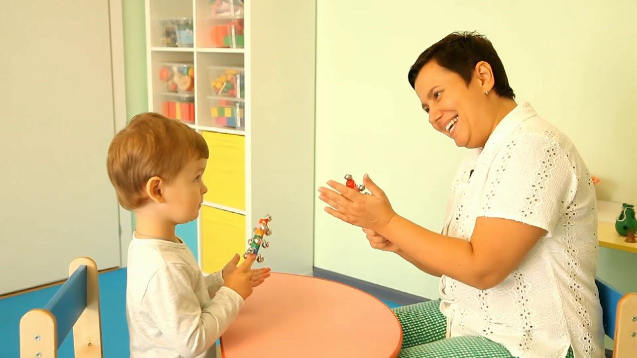 Занятие для детей 2-3 лет №4 | Онлайн детский клуб «Лас ...