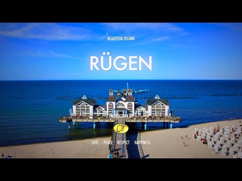 Rügen - The beautiful island in the Eastsea. Or rather Baltic Sea (Germany)