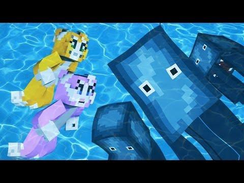 Minecraft Xbox - Sister Challenge - Part 4