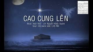 Cao Cung Lên | Piano cover | Linh Nhi