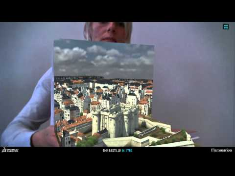 Paris 3D - Augmented Reality Book