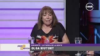 Olga Riutort | Dirigente