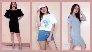 $250 Try-On CLOTHING HAUL ft. AMI Clubwear | Monica Garcia ♡