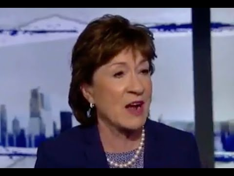 Susan Collins admits she was wrong ON AIR over Trump defense