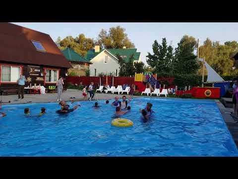 Отдых с детьми в Горном Алтае на базе отдыха с аниматорами