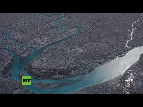 """""""Alarmante"""" deshielo en Groenlandia tras unas temperaturas de récord"""