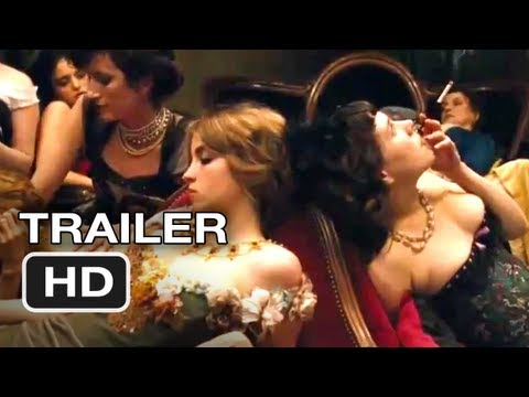 House of Pleasures Official Trailer #1 - L'Apollonide Movie (2011) HD
