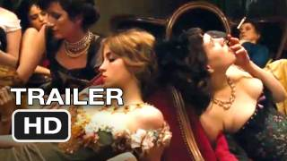 house of pleasures official trailer 1 lapollonide movie 2011 hd