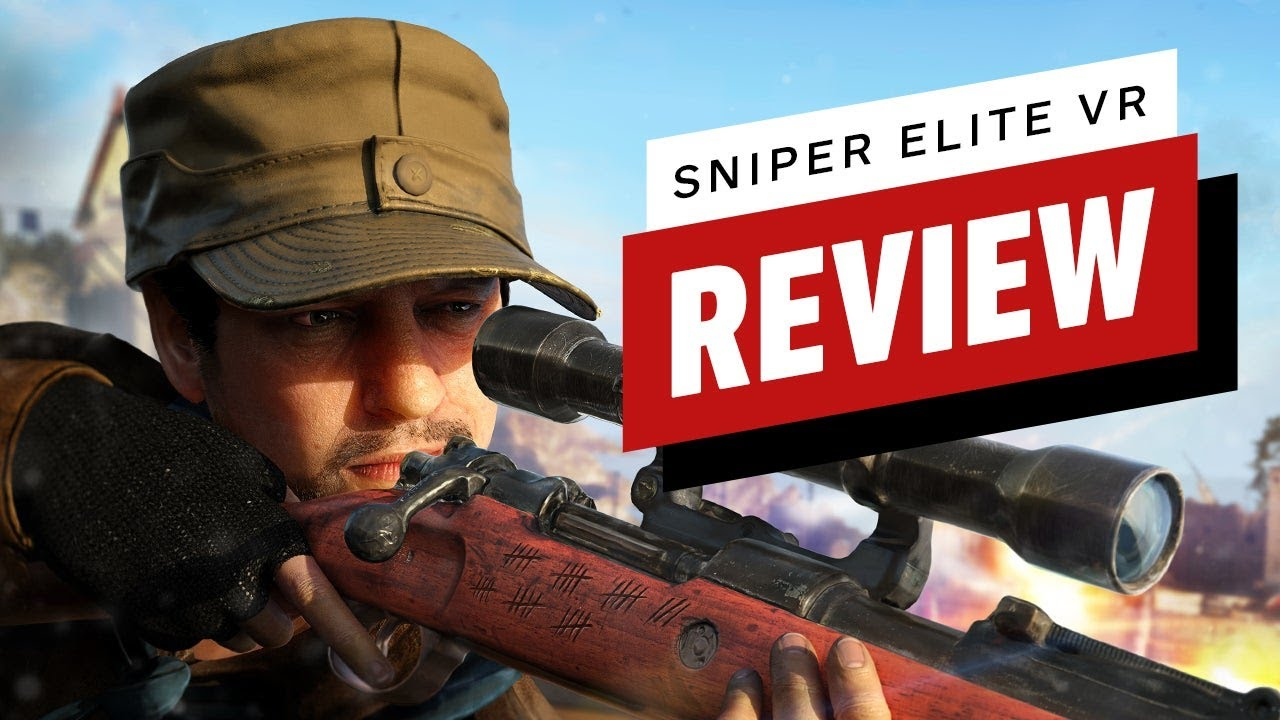 Sniper Elite VR Review (Video Game Video Review)