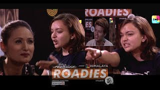 Himalayan Roadies | Judge Ask About Lesbian | Fight with Judge | Scolded to Judge