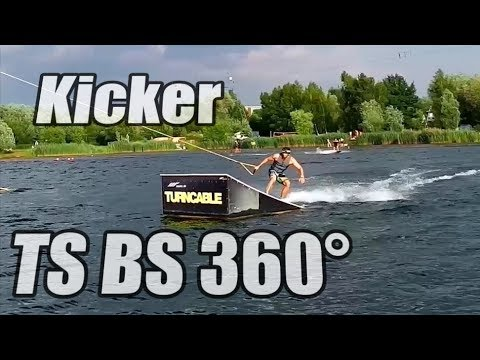 Kicker TS BS 360 Wakeboard Tutorial [ENG]