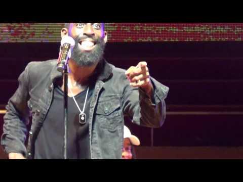Chicago Gospel Festival-2017 Tye Tribett