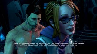 Saints Row IV - Defend Position, Kinzie Saw Naked President 60fps