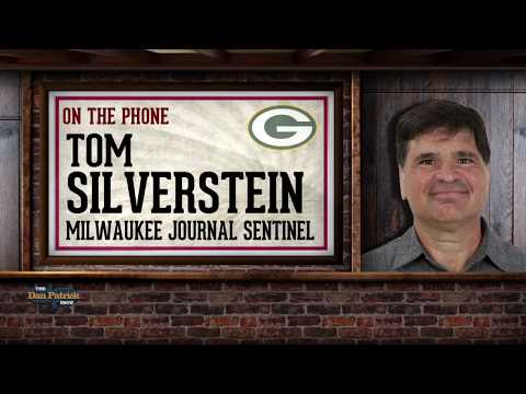 Tom Silverstein Talks Aaron Rodgers' Future & More with Dan Patrick | Full Interview | 4/18/18