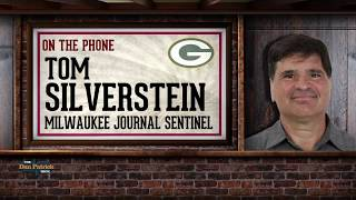 Tom Silverstein Talks Aaron Rodgers' Future & More with Dan Patrick   Full Interview   4/18/18